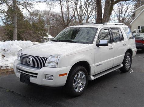 how petrol cars work 2008 mercury mountaineer on board diagnostic system 2008 mercury mountaineer premier 4 6l awd in rockaway nj marcella cars