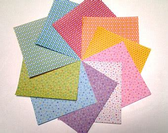 Plain Origami Paper - sided origami paper plain flowery patterns i 20