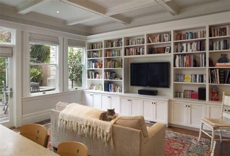 floor to ceiling built ins design ideas