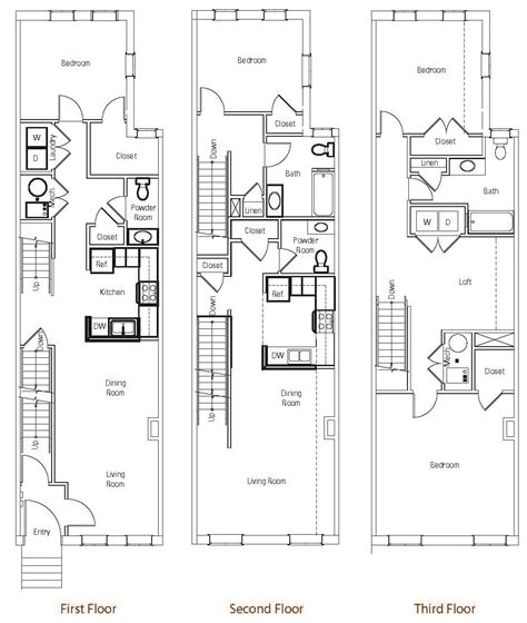 brownstone floor plan glamorous 30 brownstone house plans inspiration of
