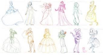 disney princesses and whatnot by jeannieharmon on deviantart