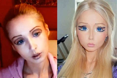 valeria lukyanova and ken is the human barbie valeria lukyonova real or fake plus