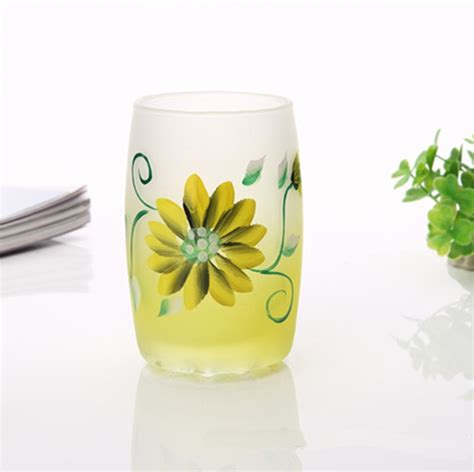 cool glassware handpainted wine glass cool glasses painted