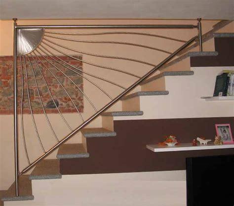 ringhiera scala interna acciaio ringhiere scale interne marietta franco villafranca