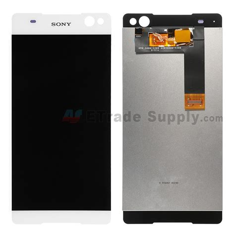 sony xperia c5 ultra lcd screen and digitizer assembly