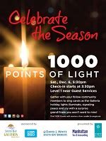 1000 Points Of Light by Sbg 1 000 Points Of Light December 6 2014 South Bay By