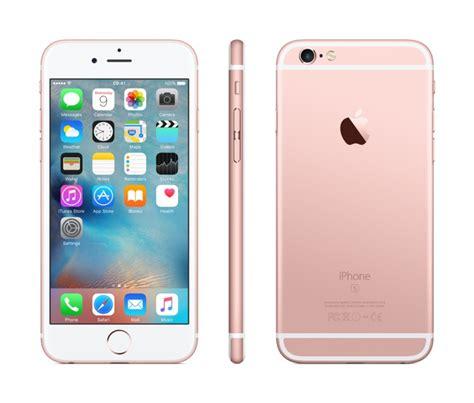 mobiln 237 telefon apple iphone 6s 64gb gold růžov 253 euronics