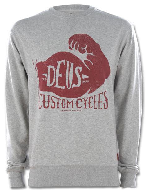 Hoodie Sweater Deus Ex Machina Logo deus kleding kopen check hier alle shirts caps