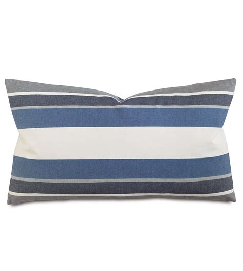 Denim Pillow Shams by Thom Filicia Luxury Bedding By Eastern Accents Bertrand