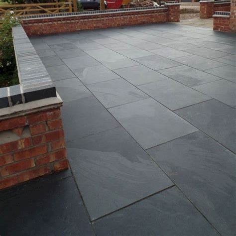 Slate Patio Pavers Slate Paver Slate Paver Design Ideas And Photos