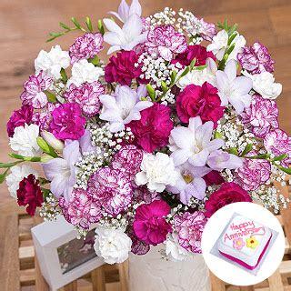 Wedding Anniversary Flowers by Wedding Flowers Wedding Anniversary Flowers