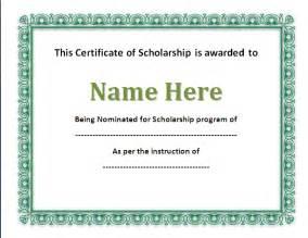 school award certificate templates free certificate template certificate templates