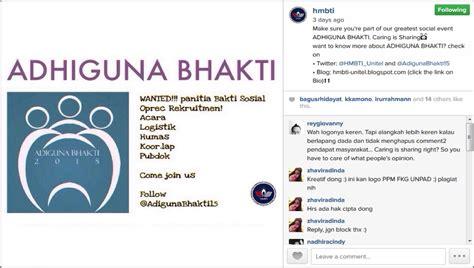 membuat email unpad klarifikasi kemiripan logo adhiguna bhakti dengan ppm fkg