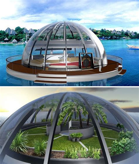 amazing house boats living off land 12 amazing houseboats floating homes webecoist