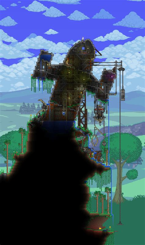 Terraria Chandelier Chandelier Terraria Chandelier Official Terraria Wiki Terraria To The Destroyers Part 3