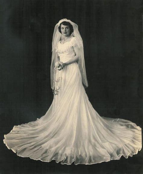 Wedding Dress Made From Saving Parachute by Pin By Benita Wykert On Weddings Vintage