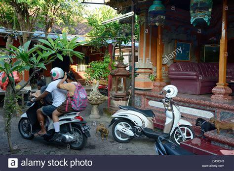 Motorrad In Bali by Bali Motorbike Stockfotos Bali Motorbike Bilder Alamy