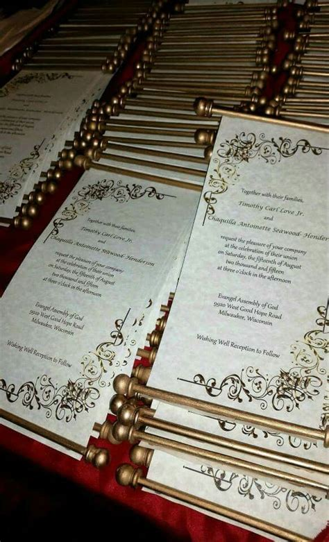 scroll wedding invitations in dubai 1207 best everything i about disney parks and the