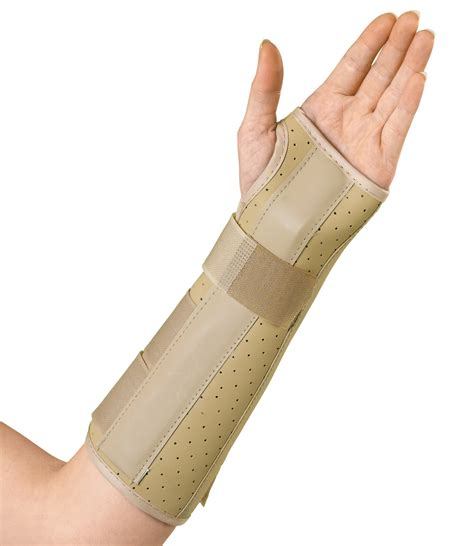 Shoulder Support Compression Top L S Embio Lp 230 Z vinyl wrist forearm splint by medline