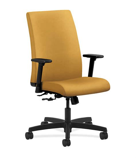 ignition mid back task chair hiwm1 hon office furniture