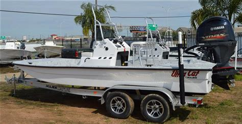 majek boats ultra cat san antonio 2015 majek bay boat 20 ultra cat for sale