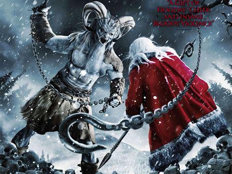 krampus monster demon evil horror dark occult
