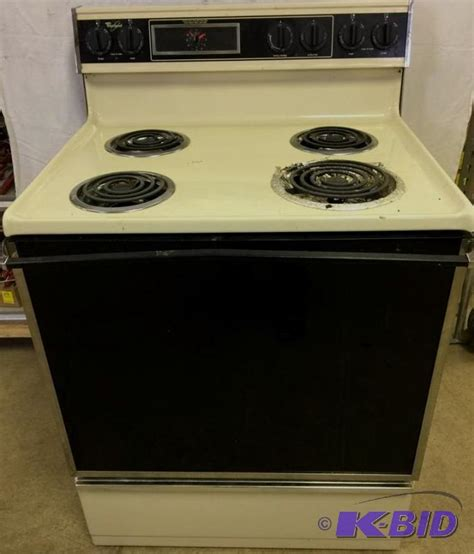 Whirlpools For Sale Whirlpool Rf306bxpn0 Oven Stove Appliance Remodel Sale