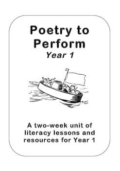 pattern and rhyme year 1 lesson plans poetry to perform year 1 kindergarten edward lear