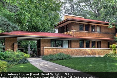prairie houses frank lloyd wright frank lloyd wright housewalk returns in may with new sites