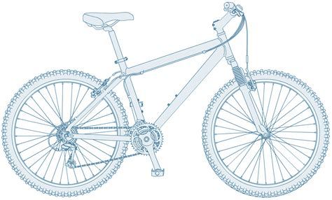 wiring diagram for mountain bike wiring get free image