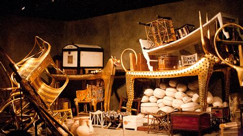 room treasures tutankhamun treasures exhibition le modalogue