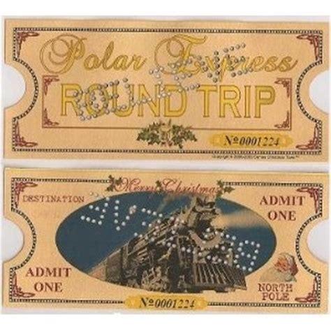 printable polar express tickets polar express ticket christmas is iii pinterest