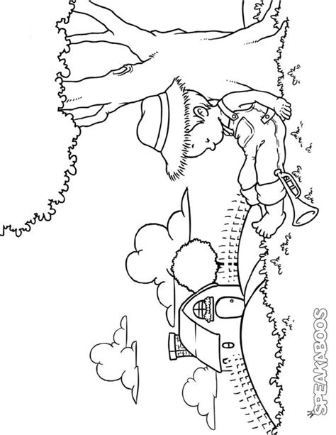 free coloring pages little boy blue free coloring pages of prepositions worksheets