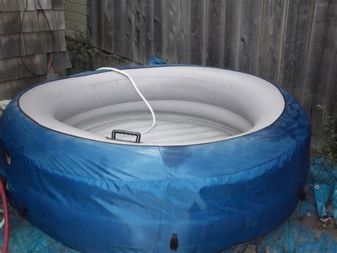 diy bathtub 9 diy outdoor hot tubs you can build yourself shelterness