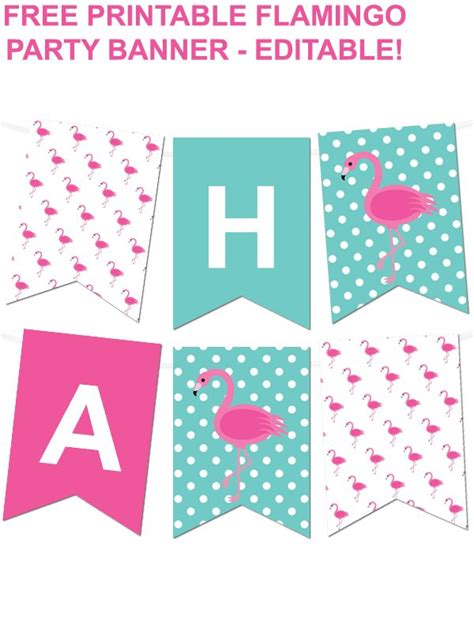 printable children s day banner 236 best pineapple and flamingo themed party images on