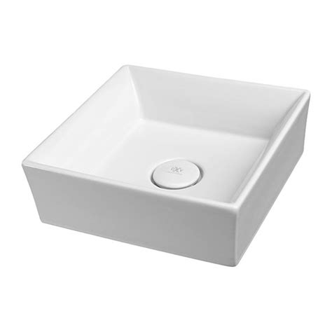 square vessel bathroom sink vessel bathroom sink pop square vessel lavatory from dxv