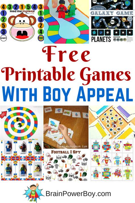 printable games for kids robot memory game free free printable games for kids games for boys