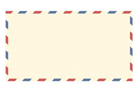 printable envelope borders vintage airmail envelope free stock photo public domain