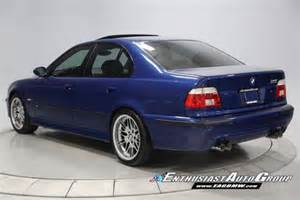 E39 Bmw M5 For Sale 2002 Bmw E39 M5 With 6 555 For Sale Autoevolution