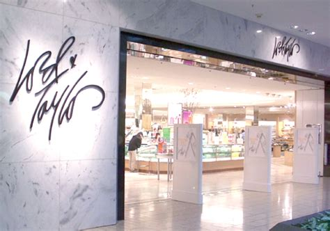our anchor stores include lord taylor macy s dick s sporting lord taylor fair oaks mall