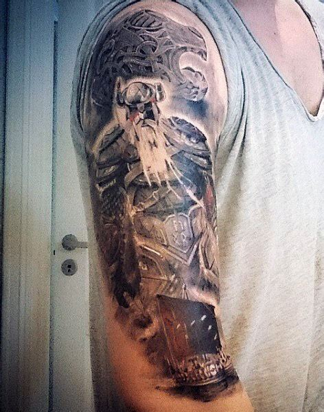 best viking tattoo designs 70 viking tattoos for germanic norse seafarer designs