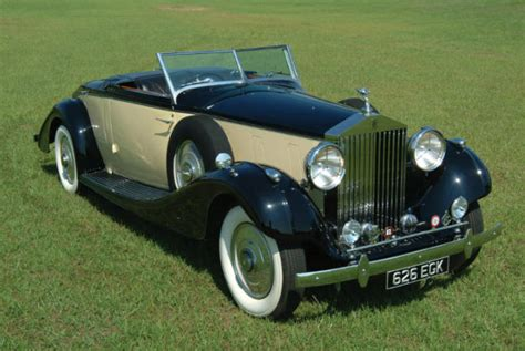 Rolls Royce Roadster by 1937 Rolls Royce Phantom Iii Henley Roadster Estimate