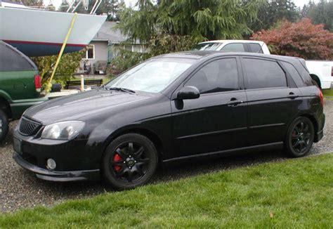 Kia Spectra Black Kia Spectra Black Car Photos Kia Spectra Black Car