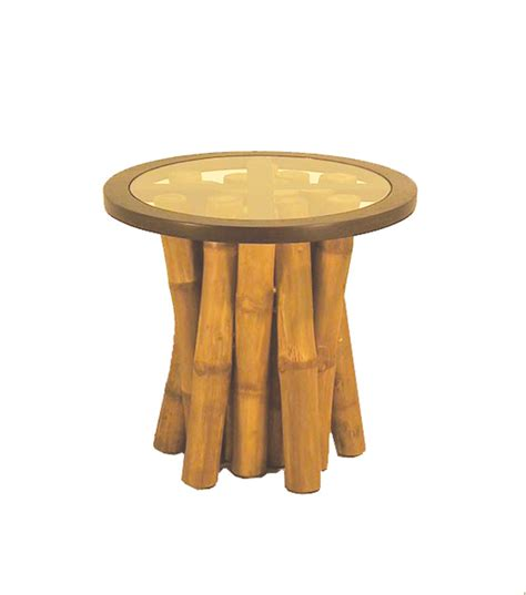 Bamboo Table by Fong Brothers Co Bamboo