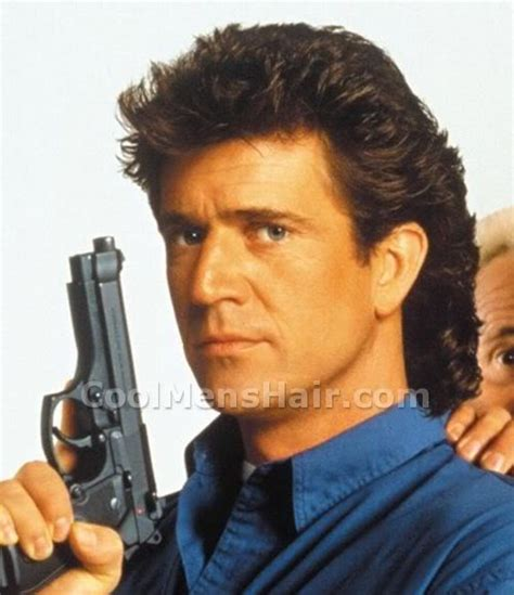 mel gibson hair styles throughout his career cool men s hair