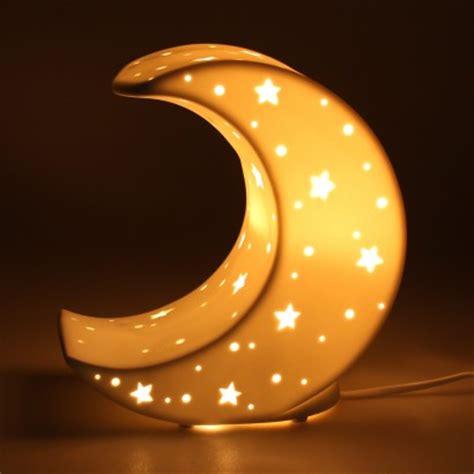 ceramic lights ceramic moon l