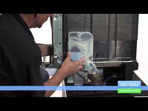chambre de d馗ompression changer la chambre de compression dans un lave vaisselle