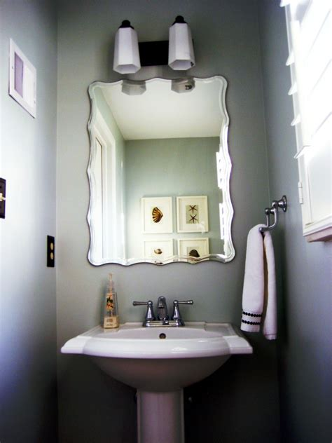 half bathroom decor ideas between blue and yellow january 2011