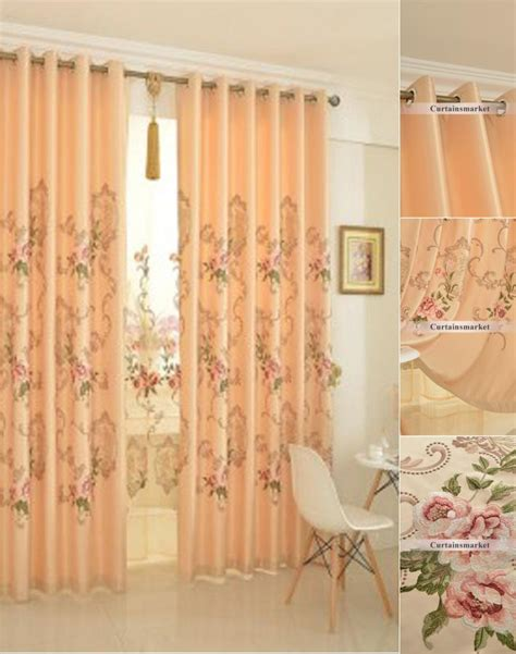 orange curtains for bedroom beautiful and decorative orange bedroom curtains with