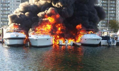 jamaica fire boat several boats burn at quincy marina wbur news